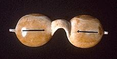 Anteojos de marfil