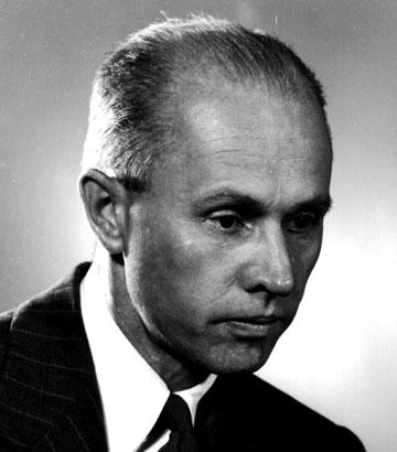 George Kistiakowsky