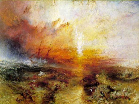Slave Ship (1840) J. M. W. Turner