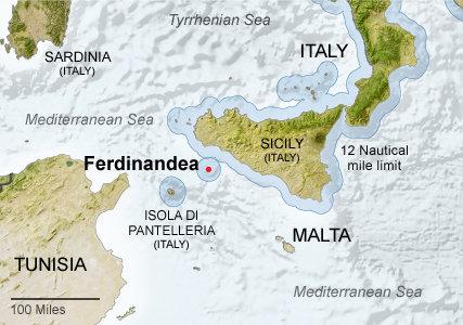 Ferdinandea
