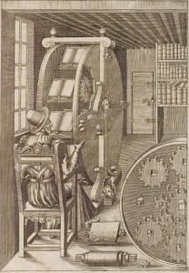 Figura CLXXXVIII en Le diverse et artificiose machine del Capitano Agostino Ramelli