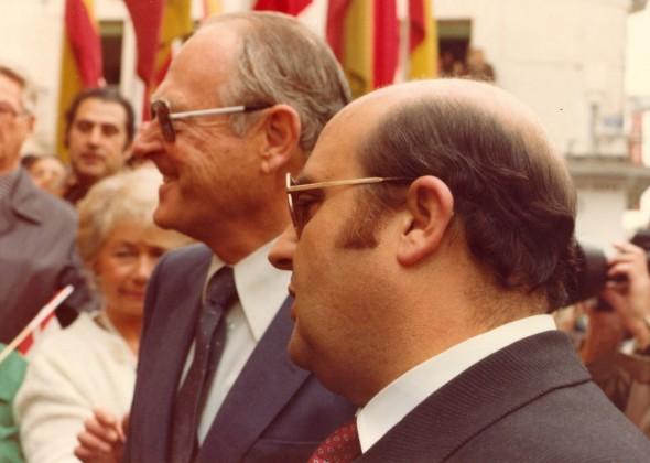 El Embajador y el Alcalde
