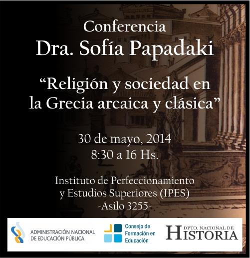 Invitación_Dra Papadaki