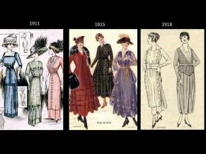 Cambio de la línea 1911 a 1918