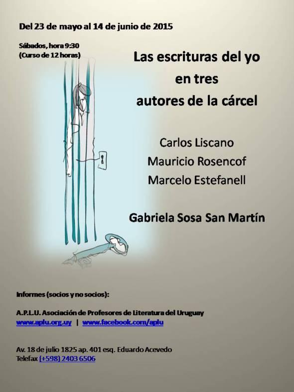 Curso en APLU Gabriela Sosa