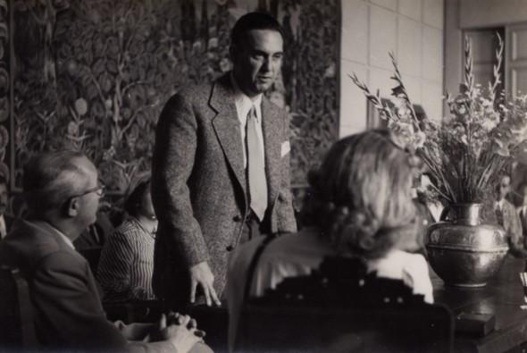 Leopoldo C. Artucio (Archivo privado)