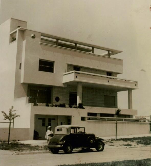 Casa Cravotto (Archivo Cravotto)